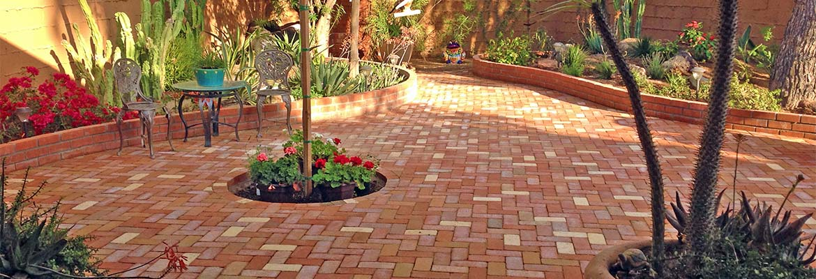 Summit Brick of Arizona | Alameda Pavers